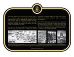 "Scarboroughs ""Golden Mile"" (2) Commemorative Plaque, 2009"