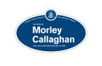 Morley Callaghan Legacy Plaque, 2009