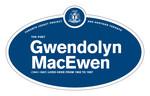 Gwendolyn MacEwen Legacy Plaque, 2009