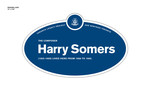 Harry Somers Legacy Plaque, 2010