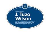 J. Tuzo Wilson Legacy Plaque, 2010