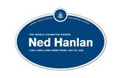 Ned Hanlan Legacy Plaque, 2012