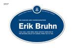 Erik Bruhn Legacy Plaque, 2013