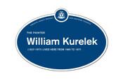 William Kurelek Legacy Plaque, 2015