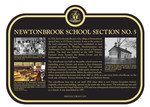 Newtonbrook School House # 5 Commemorative Plaque, 2017