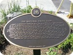 National Yacht Club Commemorative Plaque, 1997