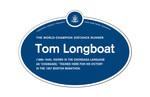 Tom Longboat Legacy Plaque, 2016