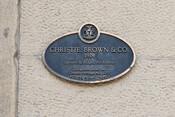 George Brown College St. James Campus Heritage Property Plaque, 2019.
