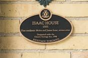Isaac House