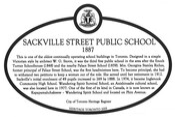 Sackville Street Public School